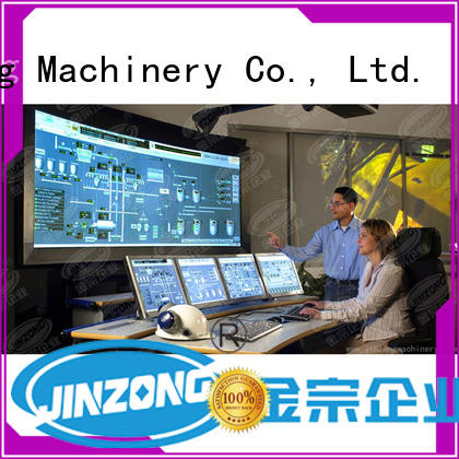 Jinzong Machinery practical automated production systems on sale for workshop