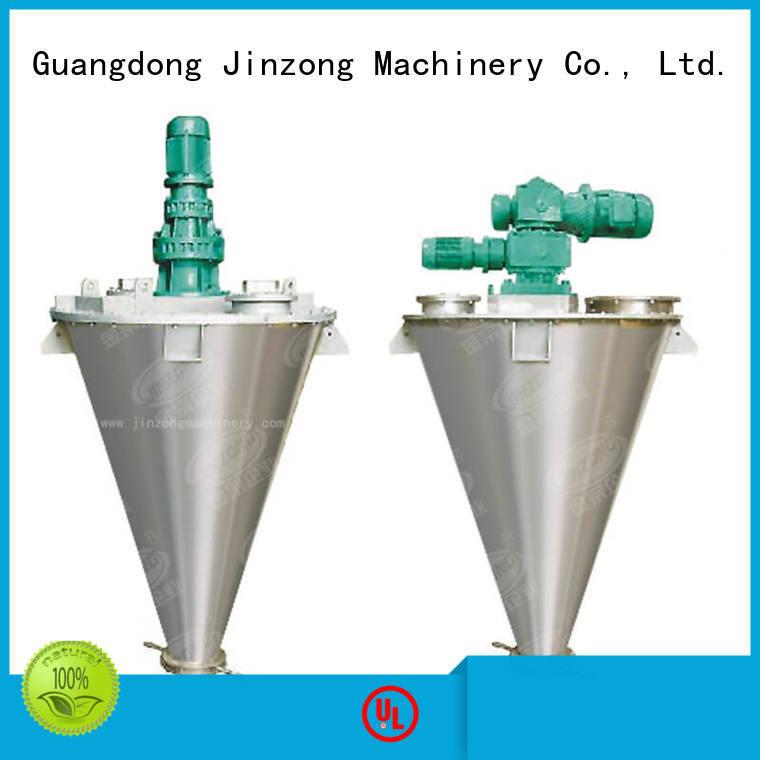 Jinzong Machinery mixer powder mixer on sale