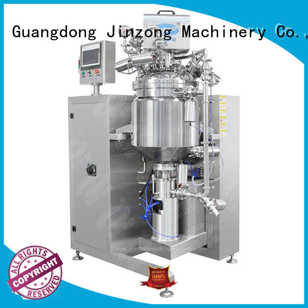 Jinzong Machinery good quality stainless steel storage tank series for food industries