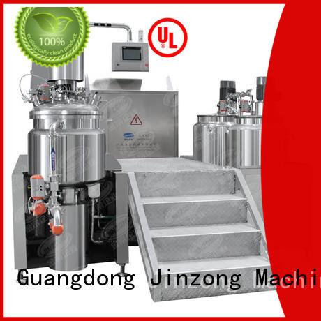 high quality shampoo filling machine mixer high speed for nanometer materials