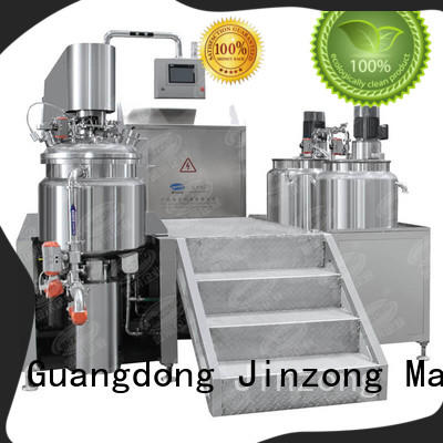 Jinzong Machinery practical cosmetics equipment suppliers high speed for petrochemical industry