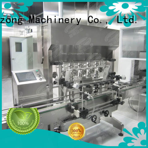 Jinzong Machinery precise cosmetic mixer machine online for food industry