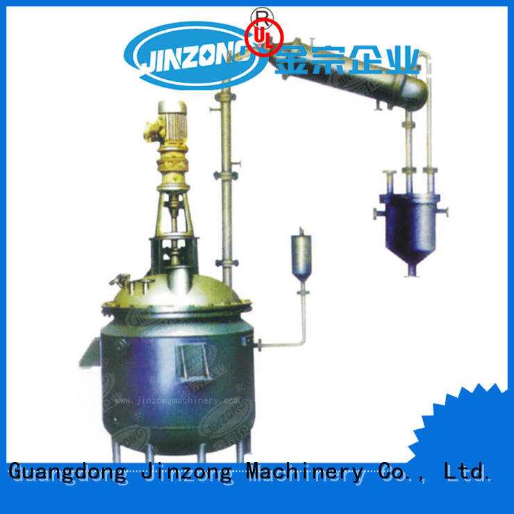 Jinzong Machinery heat chemical equipment supply online for The construction industry