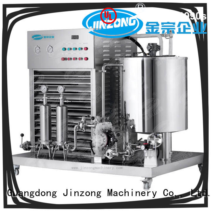 Jinzong Machinery utility cosmetic equipment wholesale factory for petrochemical industry