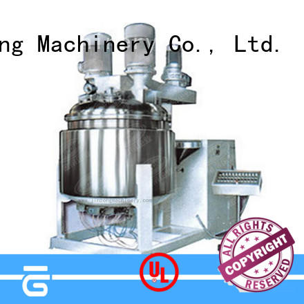 Jinzong Machinery precise equipment for cosmetic production pvc for paint and ink