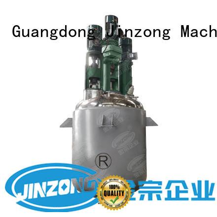 Jinzong Machinery multifunctional chemical filling machine external