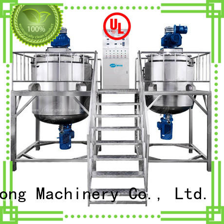 Jinzong Machinery utility cosmetic cream making machine high speed for paint and ink