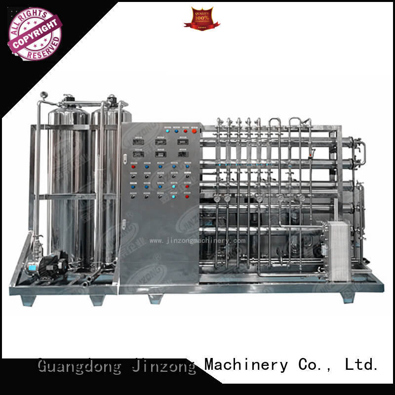 Jinzong Machinery emulsifying labeling machine online for petrochemical industry