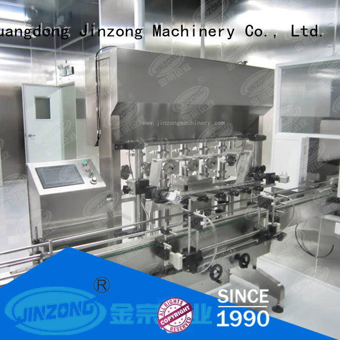 series cosmetics tools and equipments vacuum for paint and ink Jinzong Machinery