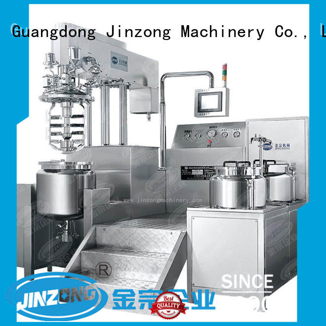 Jinzong Machinery jr preparation of pharmaceutical process series for reaction