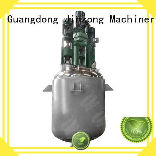 stainless steel resin reactor customized Chinese for stationery industry