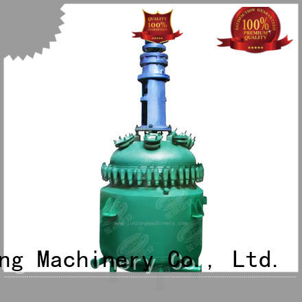 Jinzong Machinery stainless steel chemical machine Chinese for reaction