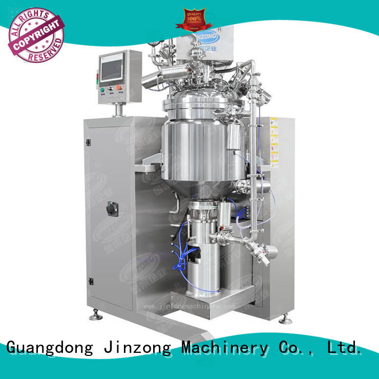 Jinzong Machinery customized ointment filling machine supplier for food industries