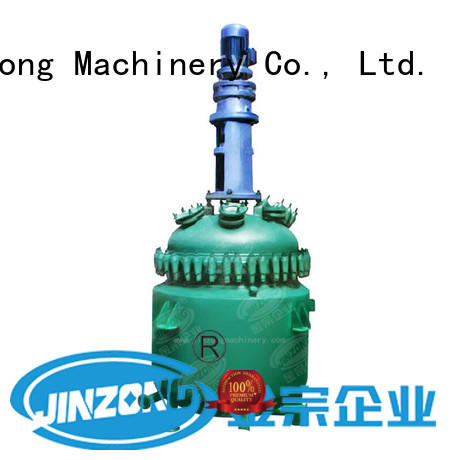 Jinzong Machinery external anti-corossion reactor manufacturer for The construction industry