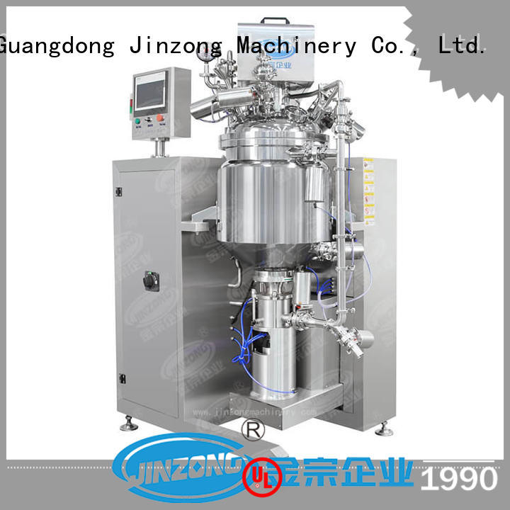 Jinzong Machinery best sale extraction and concentration tanks pilot plant supplier for pharmaceutical