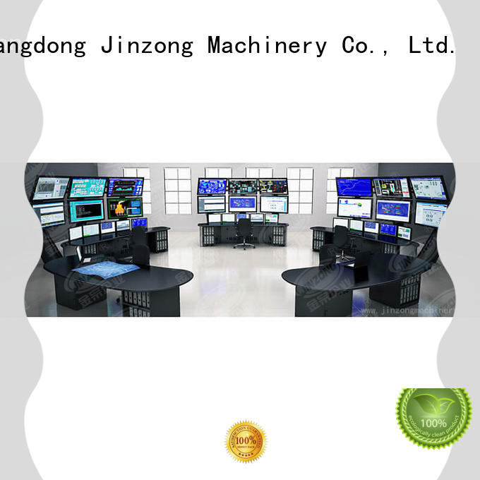 Jinzong Machinery capacious the production system high speed for plant