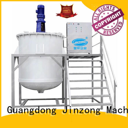 Jinzong Machinery anticorrosion industrial tank mixers high speed for nanometer materials