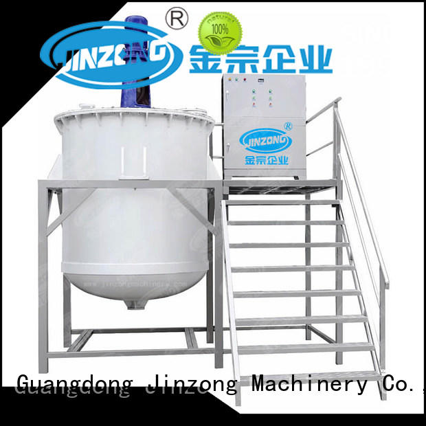 shampoo filling machine mask for paint and ink Jinzong Machinery