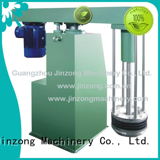 Jinzong Machinery doublecones powder mixing equipment on sale for workshop
