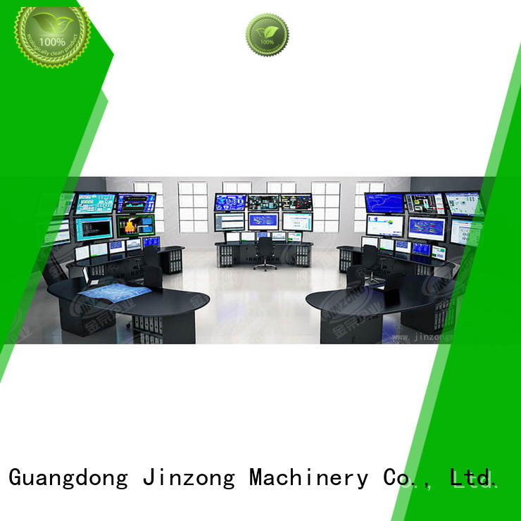 Jinzong Machinery precise automated production systems supplier for industary