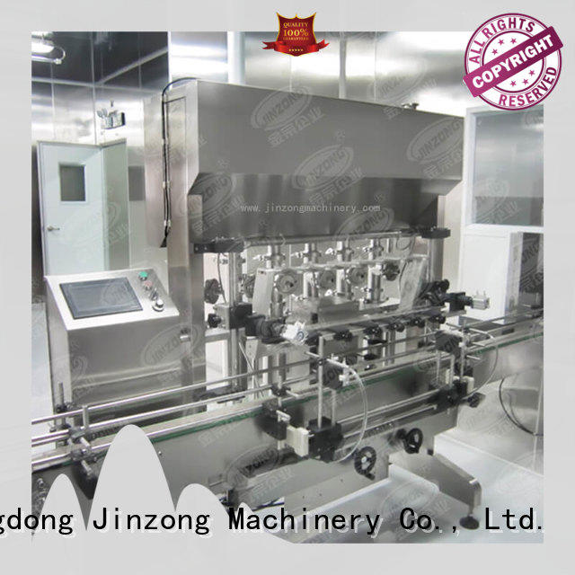 Jinzong Machinery precise cosmetics tools and equipments high speed for nanometer materials