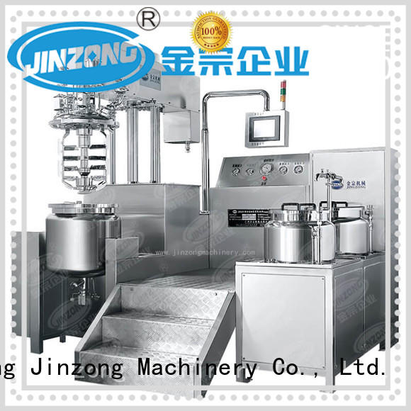 Jinzong Machinery vacuum vacuum crystallizer equipment for sale for reflux