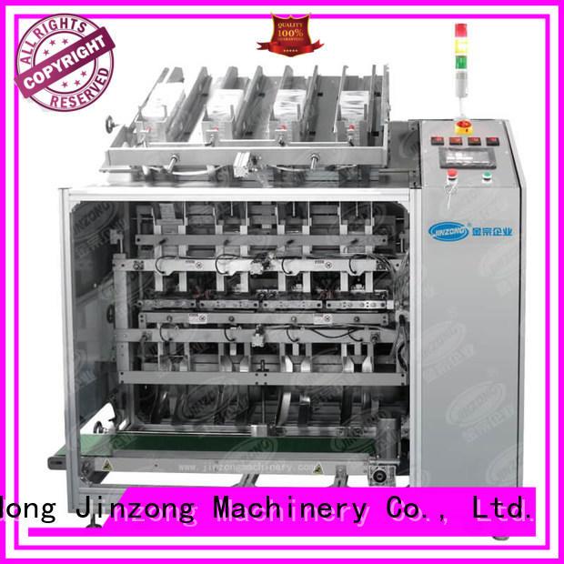 Jinzong Machinery jy Shampoo making machine online for nanometer materials