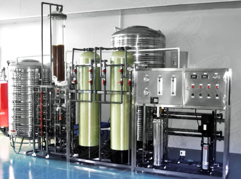 RO Water Treatment applied for cosmetics and  pharmacy-2