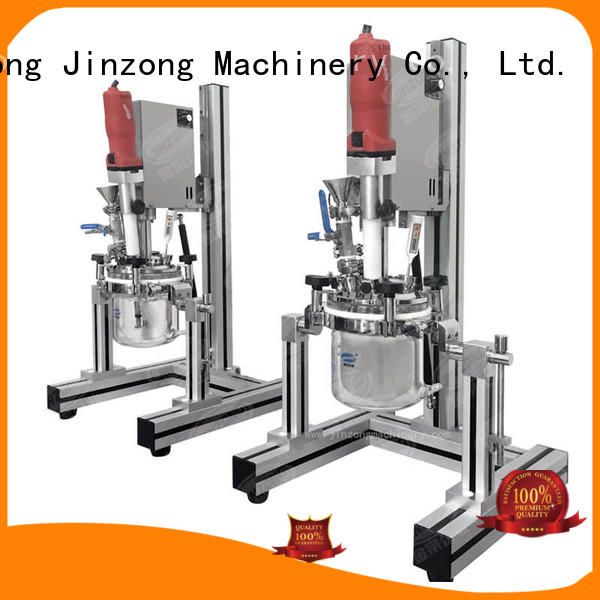 Jinzong Machinery laboratory stainless mixing tank factory for paint and ink
