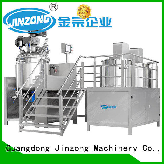Jinzong Machinery multi function pharmaceutical machinery equipment series for reaction
