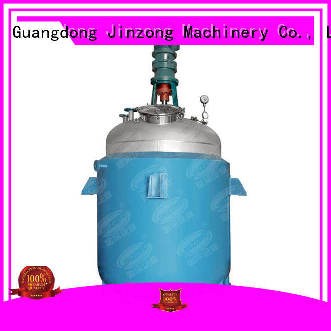 Jinzong Machinery multifunctional chemical reaction machine manufacturer for reaction