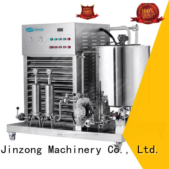 Jinzong Machinery liquid cosmetic manufacturing equipment online for food industry