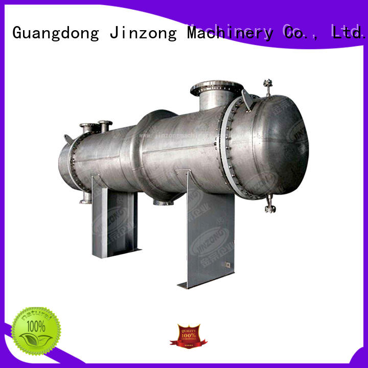 Jinzong Machinery professional chemical reaction machine manufacturer