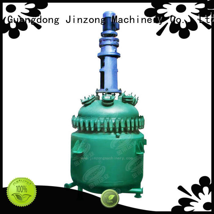 Jinzong Machinery product chemical reactor online for chemical industry