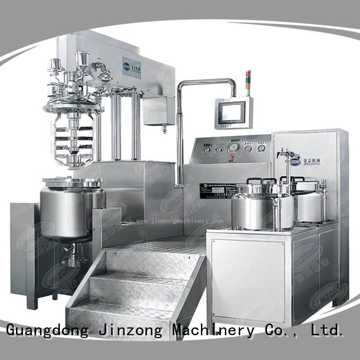 Jinzong Machinery jrf pharmaceutical mixer machine online for reflux