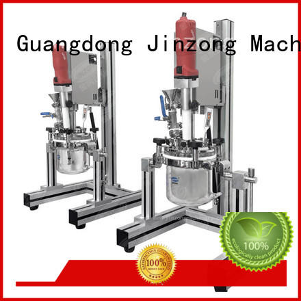 high quality stainless steel tank jrk factory for nanometer materials