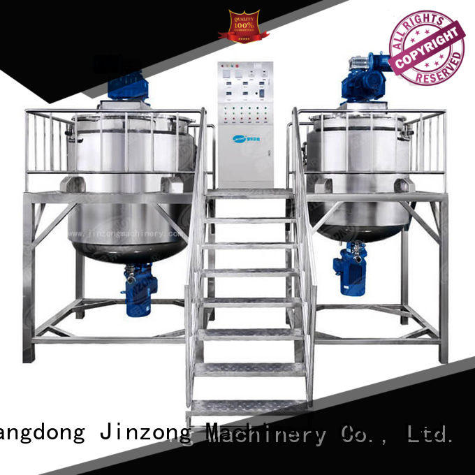 Jinzong Machinery high quality cosmetic machine high speed for food industry
