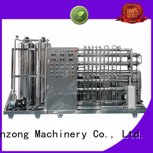 Jinzong Machinery high quality cosmetic filling machine high speed for food industry