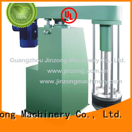 Jinzong Machinery basket powder mixer high-efficiency