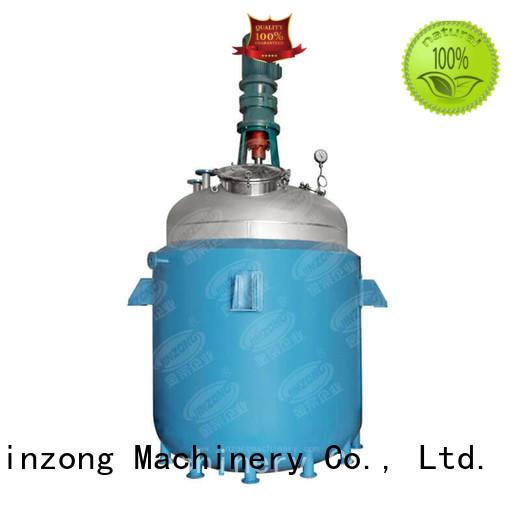Jinzong Machinery technical pilot reactor online for distillation