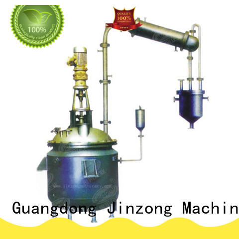 Jinzong Machinery carbon chemical equipment supply on sale for The construction industry
