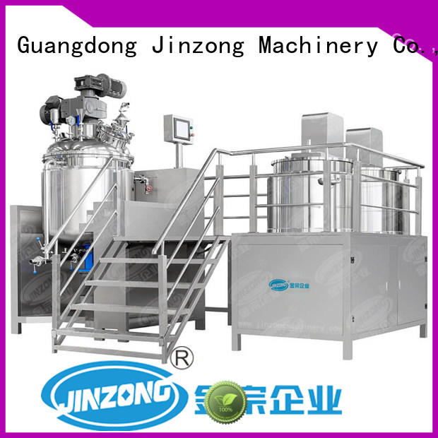 JR Series Vacuum Ointment Making Machine