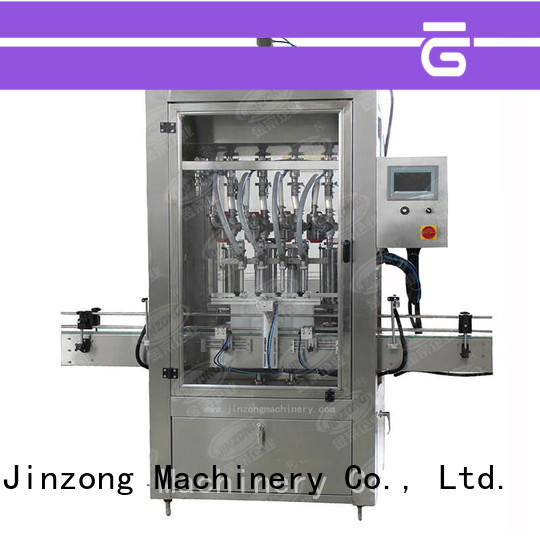 cosmetic manufacturing equipment storage for petrochemical industry Jinzong Machinery