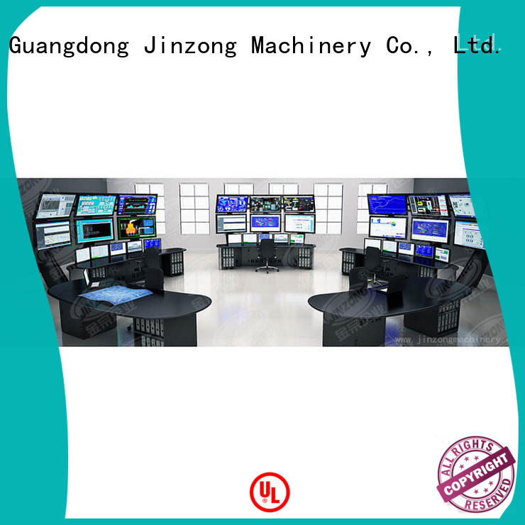 Jinzong Machinery highefficiency intelligent production system high-efficiency for plant