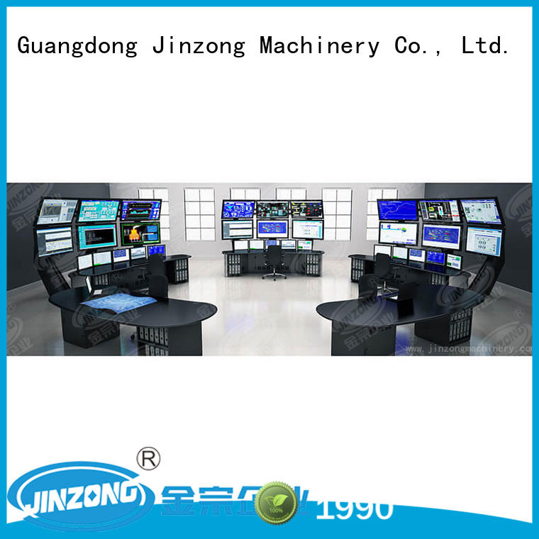 production automated production systems intelligent for factory Jinzong Machinery