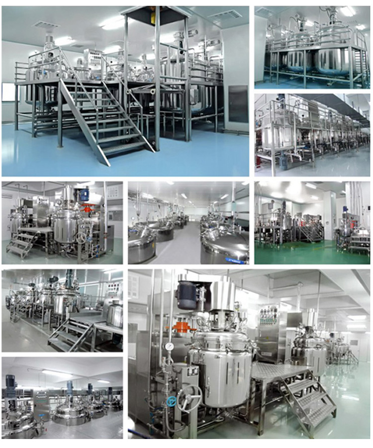 Jinzong Machinery practical cosmetic mixer equipment high speed for paint and ink-4