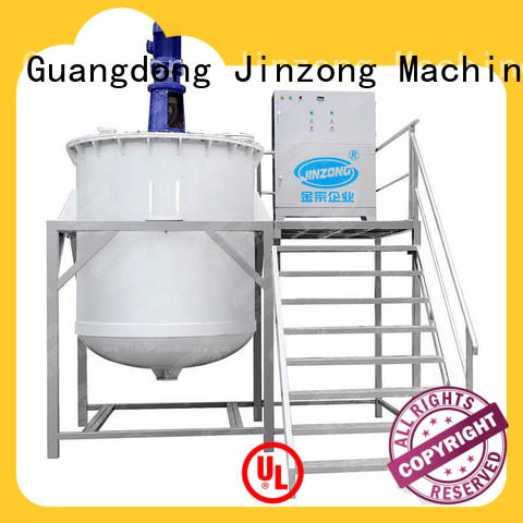 precise stainless steel tank engineering high speed for paint and ink