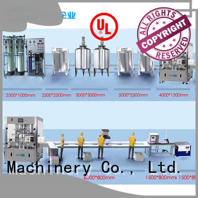 Jinzong Machinery machines lotion filling machine factory for food industry