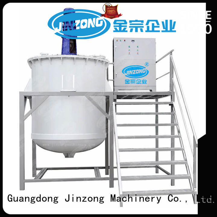utility stainless mixing tank mixer wholesale for food industry