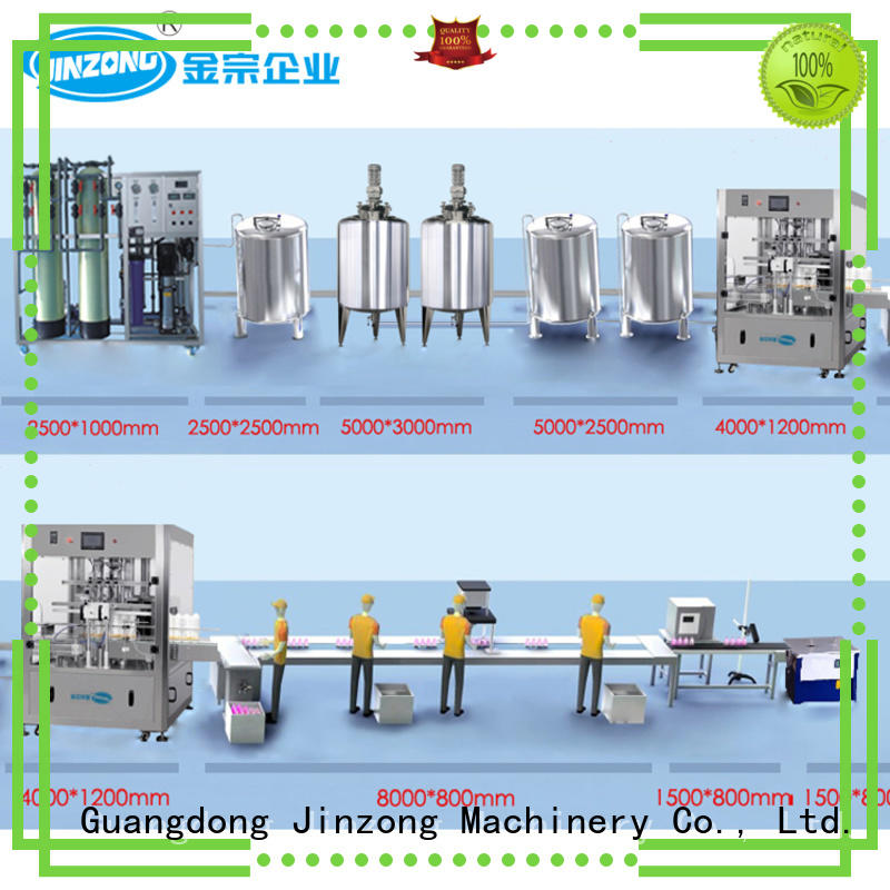 Jinzong Machinery practical cosmetic mixer equipment high speed for paint and ink